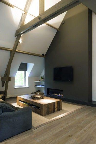 17 beste ideeu00ebn over Woonkamer Planken op Pinterest - Woonkamer muren ...