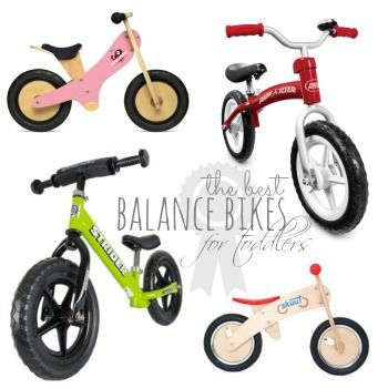 Balance Bikes are all about -  they help develop a toddler's independence, sense of balance and prep them for learning how to ride a bike with pedals when the time comes. Skipping the training wheels altogether. After all – what's the trickiest part about learning how to ride a bike? Pedalling or balancing?