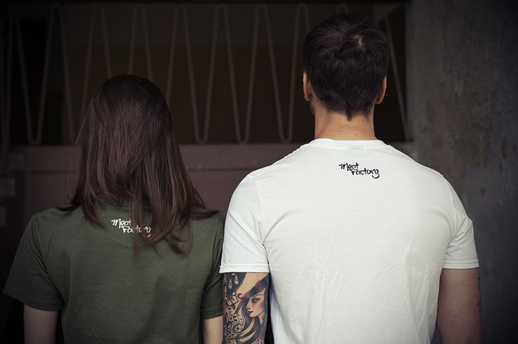 If you share your favorite T-shirt with her, it means a lot for both. She will feel sexy, you will feel high.  Every design is printed in two different colors, so if you're not into sharing, you can get one color for you and the other one for your other half ;)