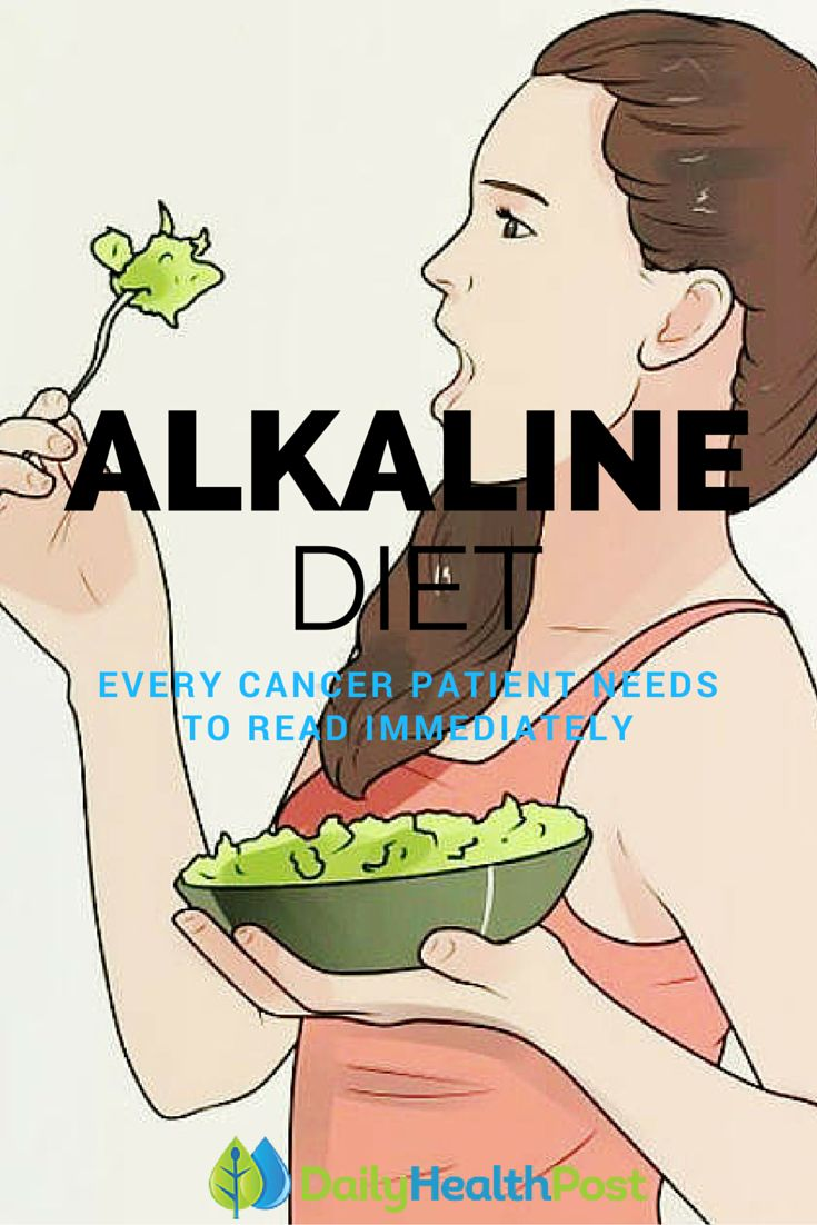 The Alkaline Diet Info Every Cancer Patient Needs To Read Immediately!The western diet is so full of acidic foods that it can be a hard to know where to start. Here are 7 steps that will simplify the whole process...                                                                                                                                                                                 More