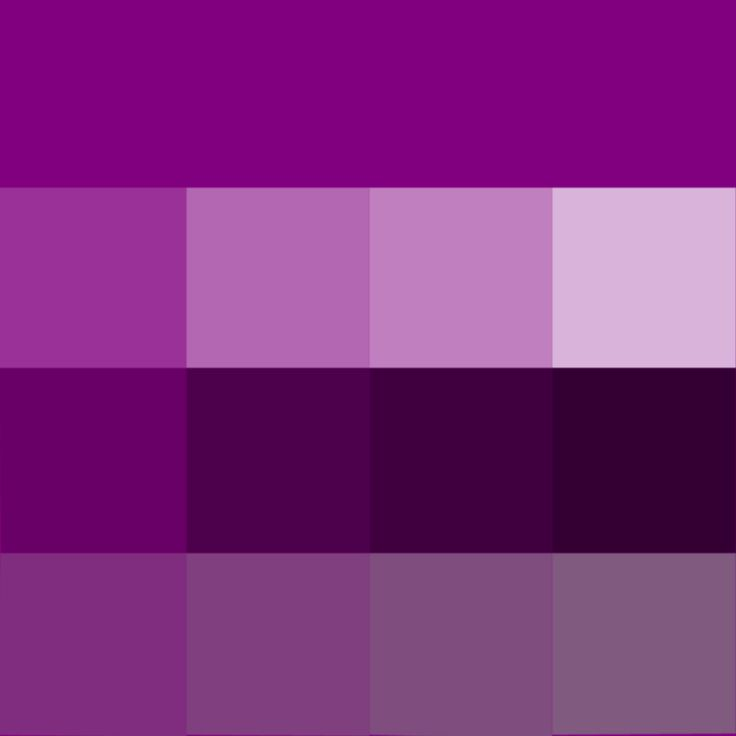 1000 Images About Shades Of Purple On Pinterest
