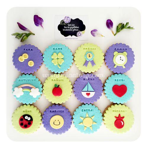 New job gift idea - Cookies