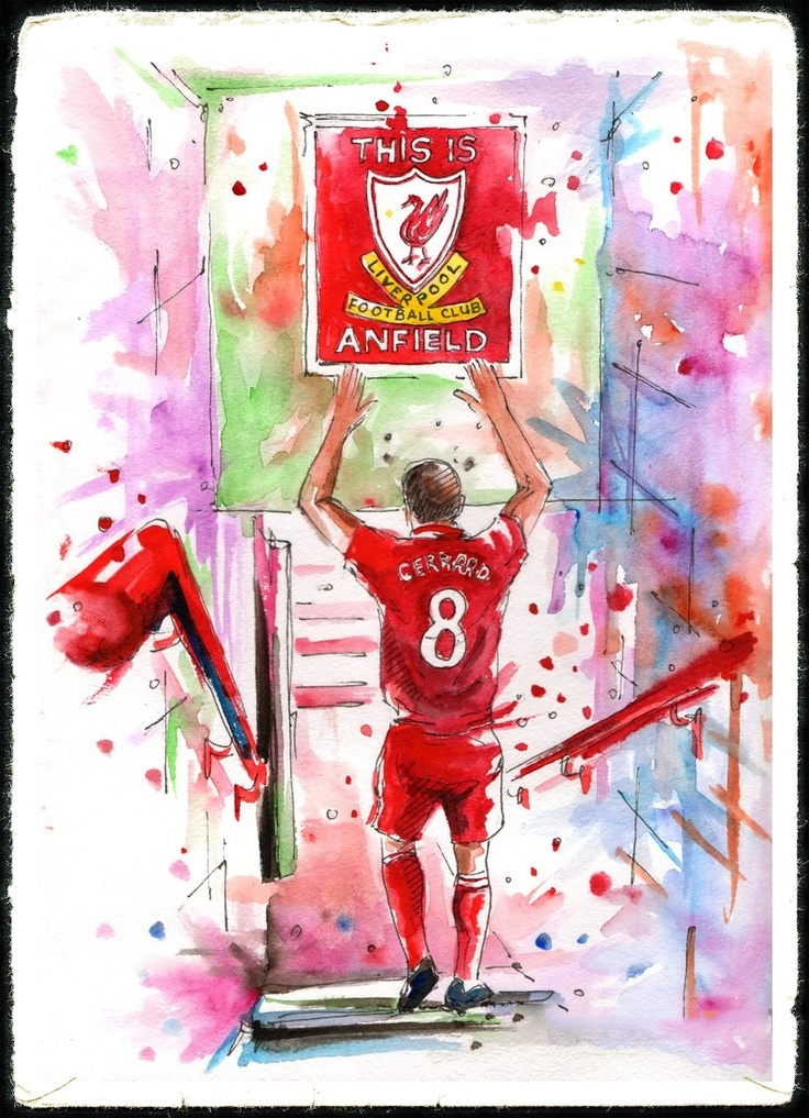 This ..... Is Anfield!