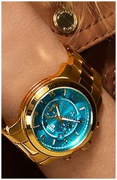 33fa16dc74d4f Michael Kors Watches  I like the face color but the band would be better  silver