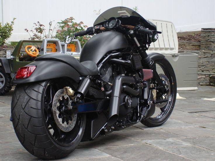 Automobile Trendz: Harley Davidson V-Rod