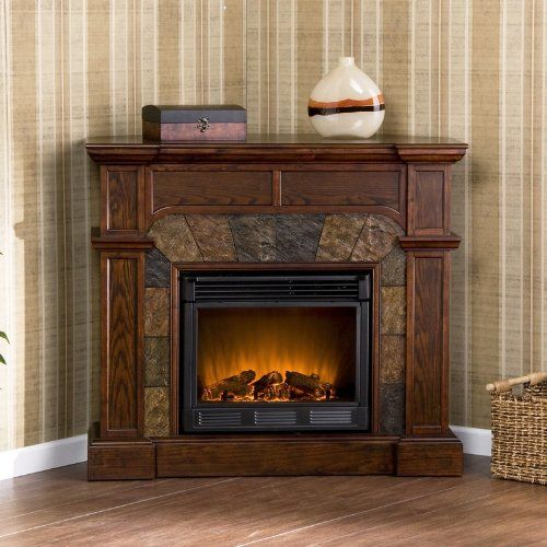 1000 ideas about ventless propane fireplace on pinterest propane fireplace gas stove and - Space saving corner electric fireplace providing warmth for your small space ...