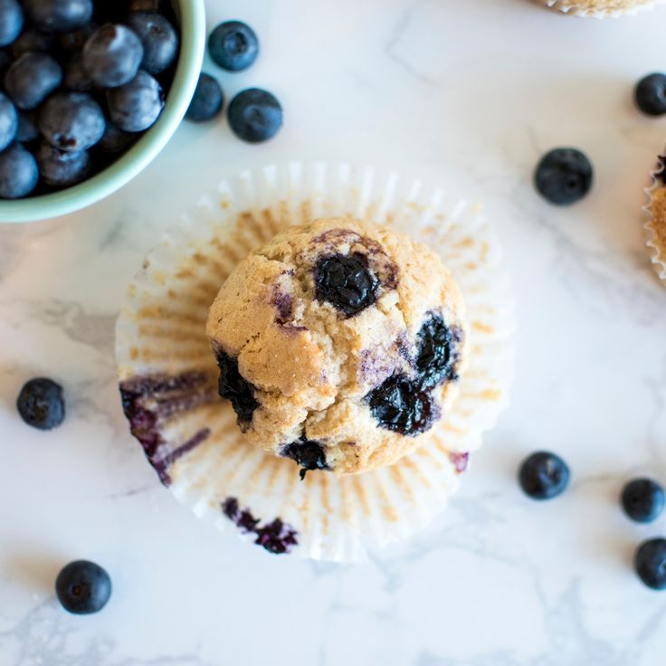 This week has been like the first real week of winter this year, with actual snow. It has been cold in Mammoth Lakes but we haven't gotten much snow at all (especially compared to last year). But, March is tomorrow and I am already thinking of Spring and waiting for warm weather. So today I'm sharing a recipe for Blueberry Muffins. If you've ever had those little mini blueberry muffins that come in a bag, then you'll love these. These Blueberry Muffins are perfect because you ...