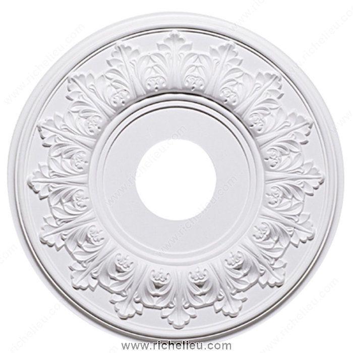 Médaillon de plafond 16 po - J4456299 - Quincaillerie Richelieu