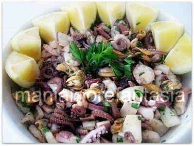 insalata di mare semplice