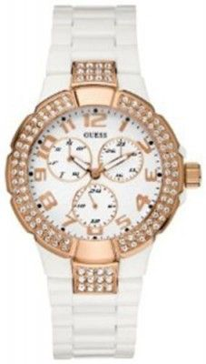 Relógio GUESS U13608L1 Status In-the-Round Multifunction Watch #Relogios #Guess