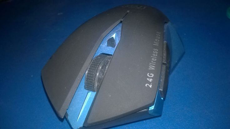 2.4 G wireless mouse