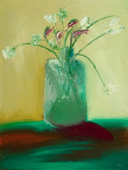 Sidney Nolan  Flowers 3  1977