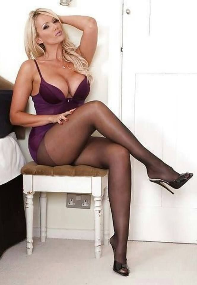 Women pantyhose lovers have