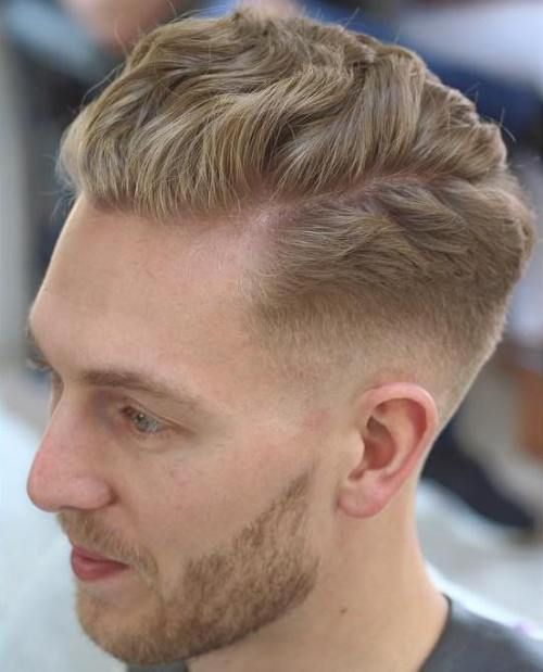 how to cut side hair with trimmer