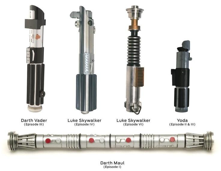 29 best Star Wars Lightsaber Pins images on Pinterest | Starwars ...