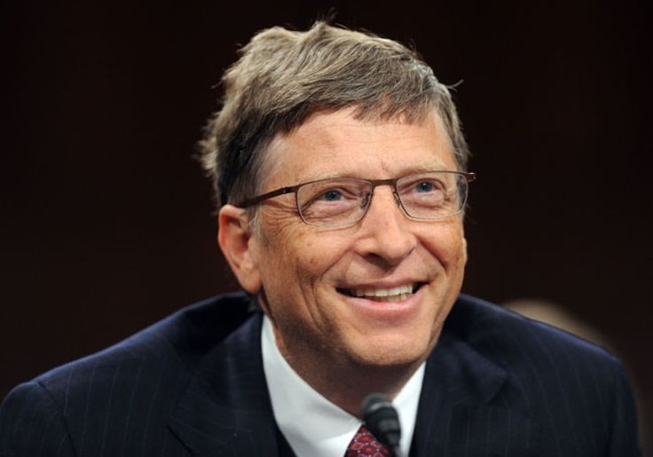Bill Gates said he wanted to continue his charity mission across the world