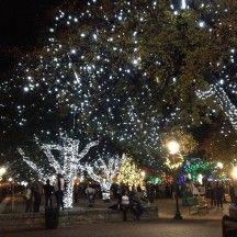 Texas Hill Country Regional Christmas Lighting Trail