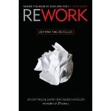 Rework (Hardcover)By David Heinemeier Hansson