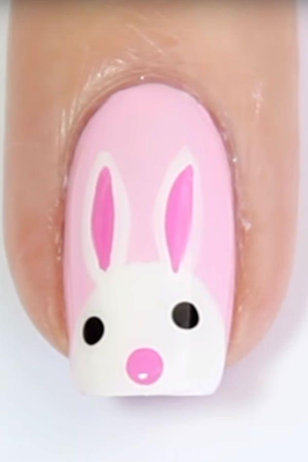 Mar 25, 2020 – EASY Easter Nails – Simple Spring Nail Design – Cute DIY Nail Art – EASY Easter Nails – Simple Spring Nai…