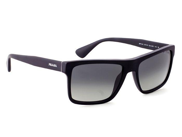 Μια κλασσική αλλά και φινετσάτη επιλογή, από την νέα συλλογή γυαλιών ηλίου της Prada, για τον άντρα.