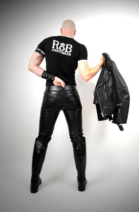#LeatherSkin for #RoB Amsterdam. | Endzone | Leather ...