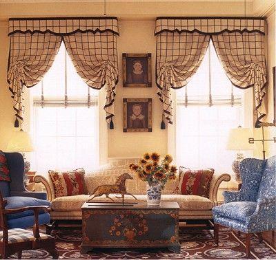 Unique Window Treatment Ideas Custom Window