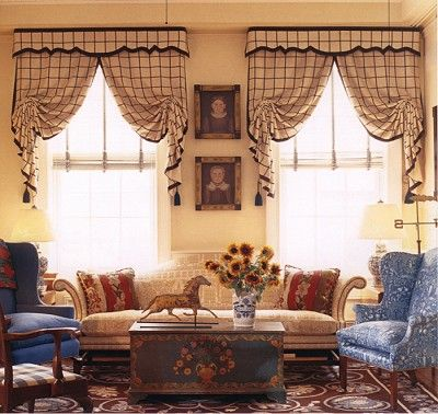 Unique Window Treatment Ideas Custom Window