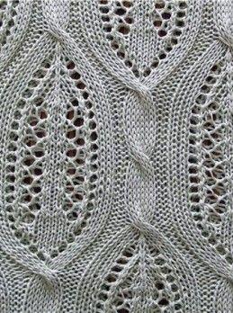 Fancy Stitch Pattern Cast