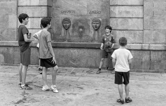 Barcelona & Ibiza - David Lazarus / Cape Town Photographer