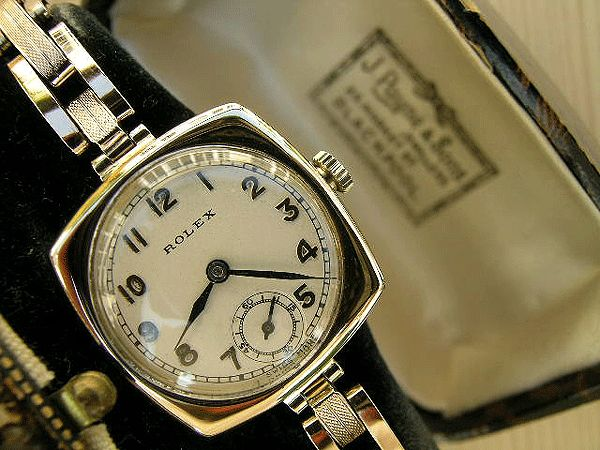 Ladies Vintage Rolex Watches For Sale UK Gold | Vintage Watches