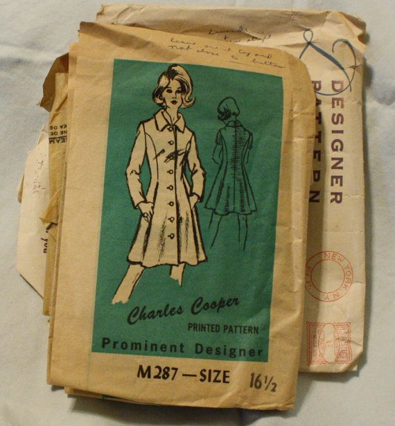 Prominent Designer M287  Vintage 1960s Wiggle by EleanorMeriwether, $12.00