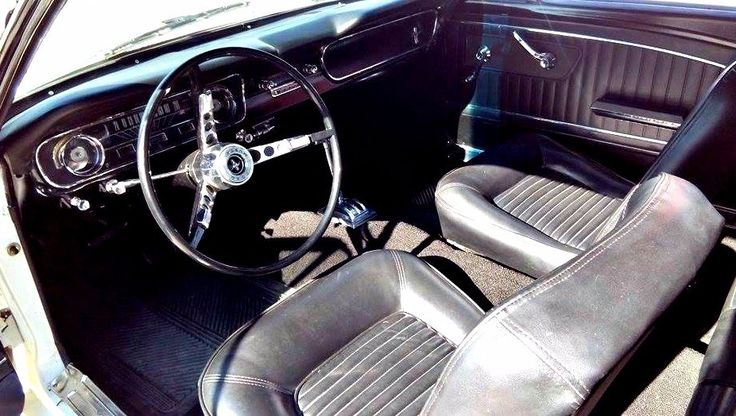 Ford Mustang Clasico 1965 - Tm Hard Top V8 - $ 390,000.00