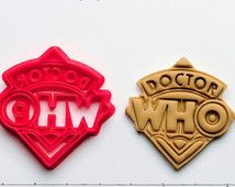Doctor Who Cookie Cutter doctor who ring doctor who baby  doctor who decal doctor who fabric doctor who jewelry doctor who shoes  11B