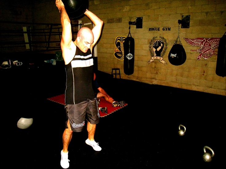 Get fit with a personal trainer at Rogue Gym!
