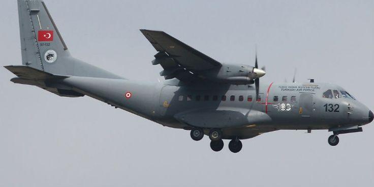 Νέα πρόκληση: Χαμηλή υπερπτήση τουρκικού αεροσκάφους πάνω από τη νησίδα Παναγιά