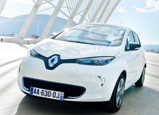 Renault Zoe : the sound of silence  #ZOE RenaultZE