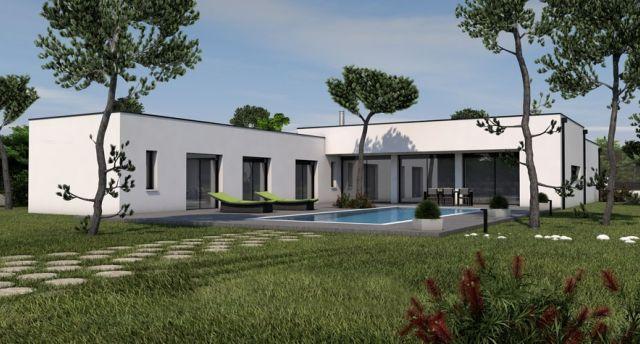 Maison moderne Aléria