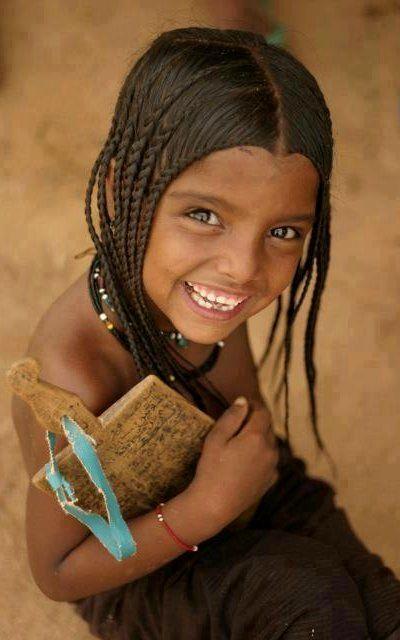 Algerian girl..