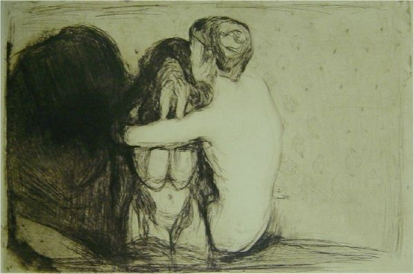 Edvard Munch – Screams & Silences, Part 2 of 2 « Sexuality & Love in the Arts
