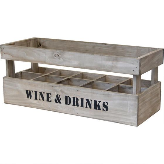 Ashworth Wine Rack