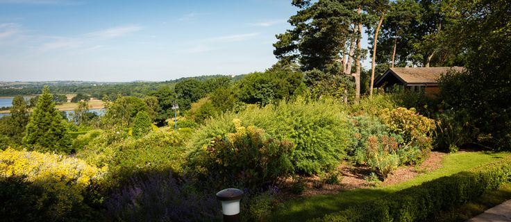 Barnsdale Hall Hotel gardens and grounds on the edge of #RutlandWater