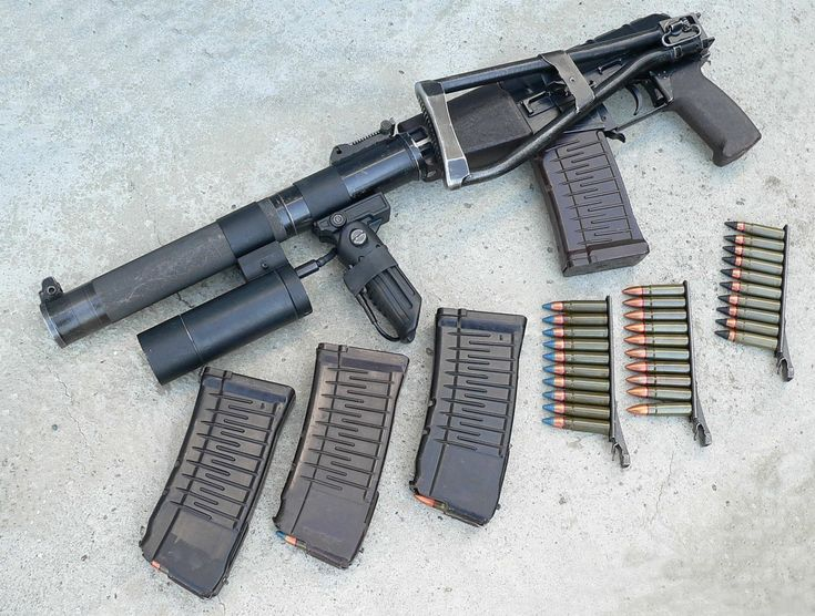 "cerebralzero: "" AS VAL 9X39MM """