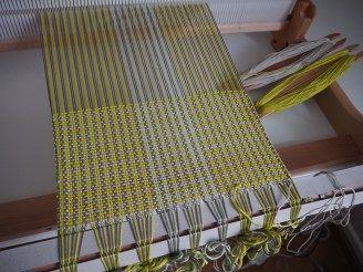 Mini tkaná dečka - wowen table cloth