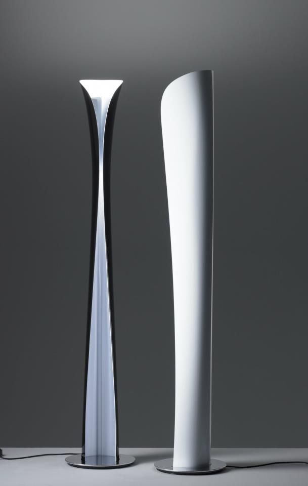 Light designs for Artemide, Italy 2008-2012