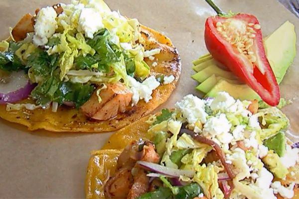 Mahi Mahi Fish Tacos with Cabbage Slaw   Flip My Food