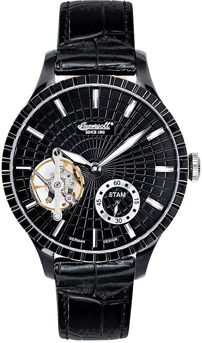 Zegarek męski Ingersoll IN7219BBK - sklep internetowy www.zegarek.net