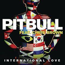 pitbull international love