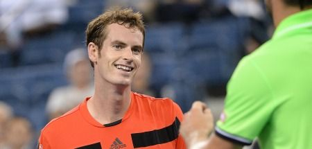 Andy Murray (and his first-round opponent Michael Llodra) had to wait longer than any other singles players to begin their campaigns at the 2013 United States Open, not beginning their first round match until 9:55 p.m.