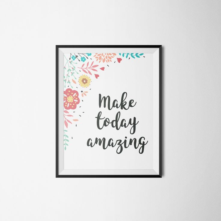Cure anxiety. Positive vibes art print. Accessories as decor