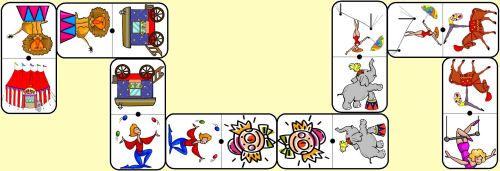 Jeux de mémoire ou sous forme de planche. Intéressant à faire en activité de groupe!